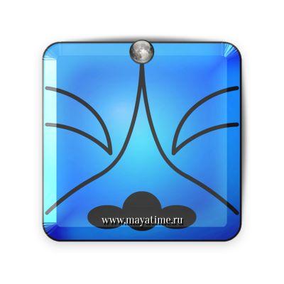 Цолькин Календарь майя синяя ночь